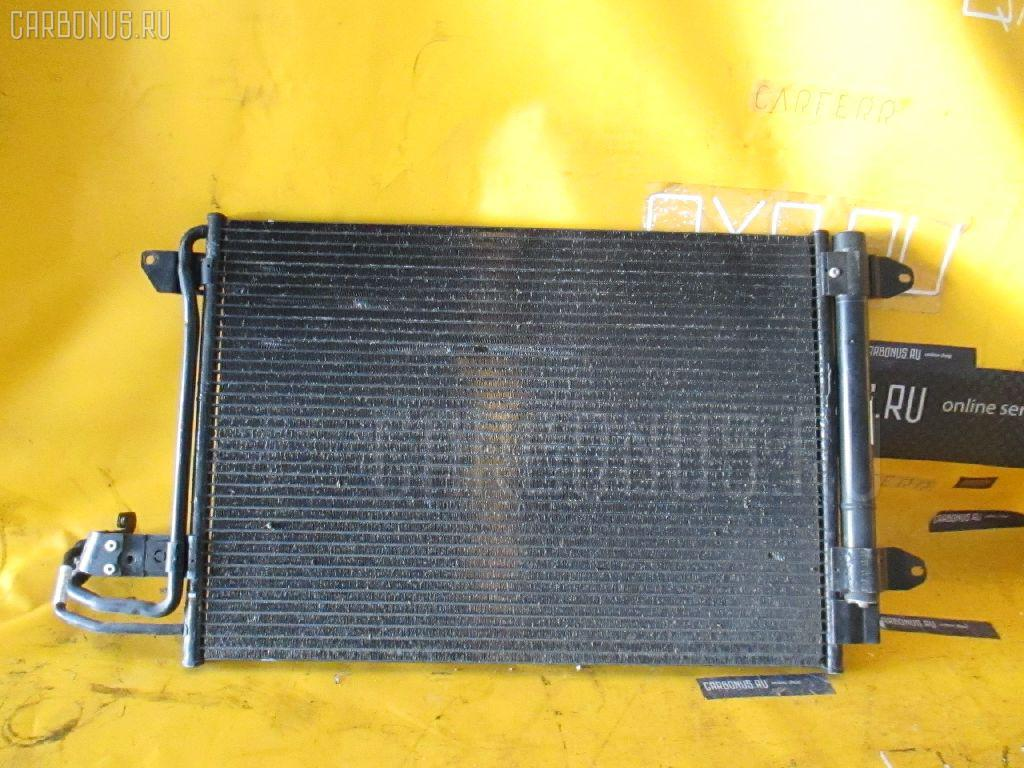 Радиатор кондиционера VOLKSWAGEN GOLF V 1KBLG BLG Фото 2