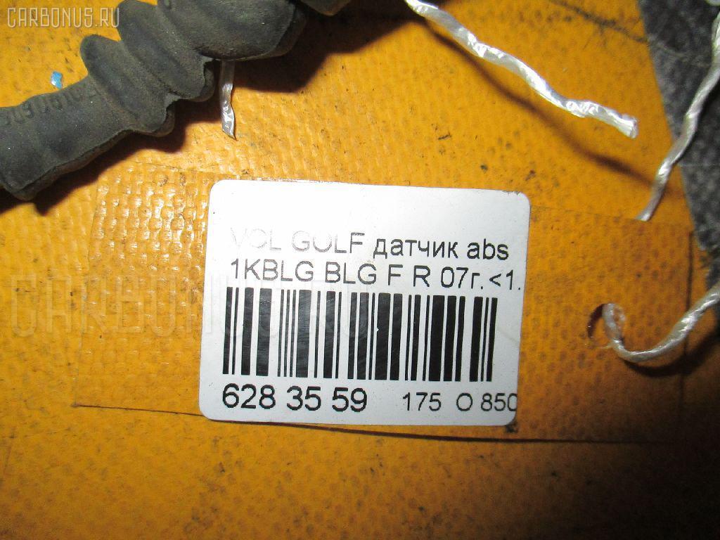 Датчик ABS VOLKSWAGEN GOLF V 1KBLG BLG Фото 2