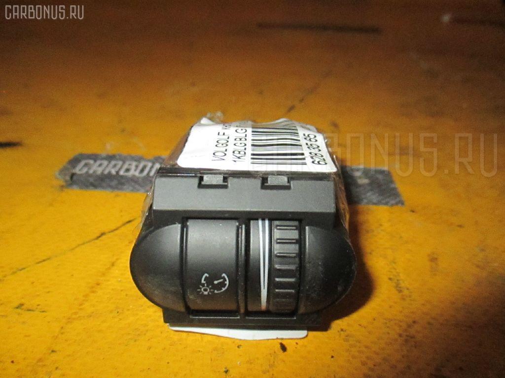 Кнопка освещения панели приборов VOLKSWAGEN GOLF V 1KBLG BLG Фото 1