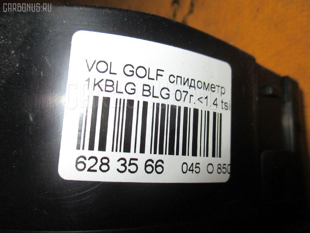 Спидометр VOLKSWAGEN GOLF V 1KBLG BLG Фото 4