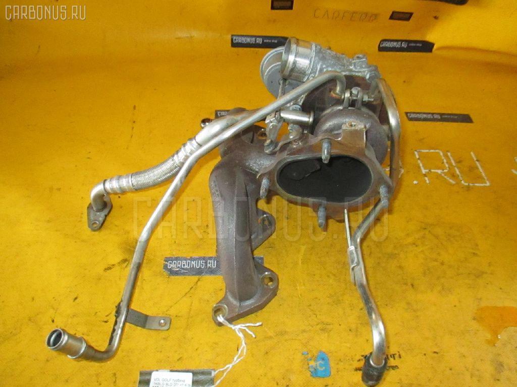 Турбина VOLKSWAGEN GOLF V 1KBLG BLG Фото 3