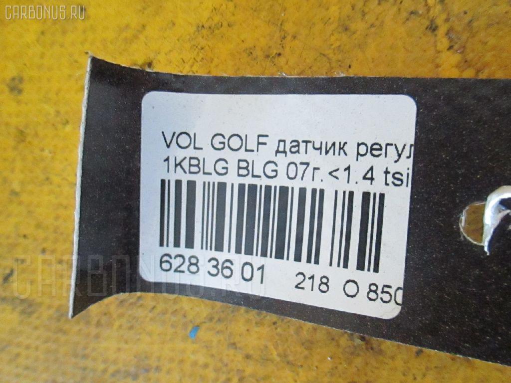 Датчик регулировки дорожного просвета VOLKSWAGEN GOLF V 1KBLG BLG Фото 3