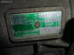 КПП автоматическая VOLKSWAGEN PASSAT VARIANT 3BAMXF AMX Фото 3