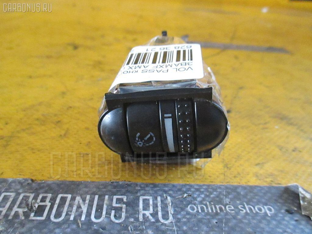 Кнопка освещения панели приборов VOLKSWAGEN PASSAT VARIANT 3BAMXF AMX Фото 1