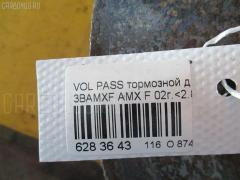 Тормозной диск VOLKSWAGEN PASSAT VARIANT 3BAMXF AMX Фото 2