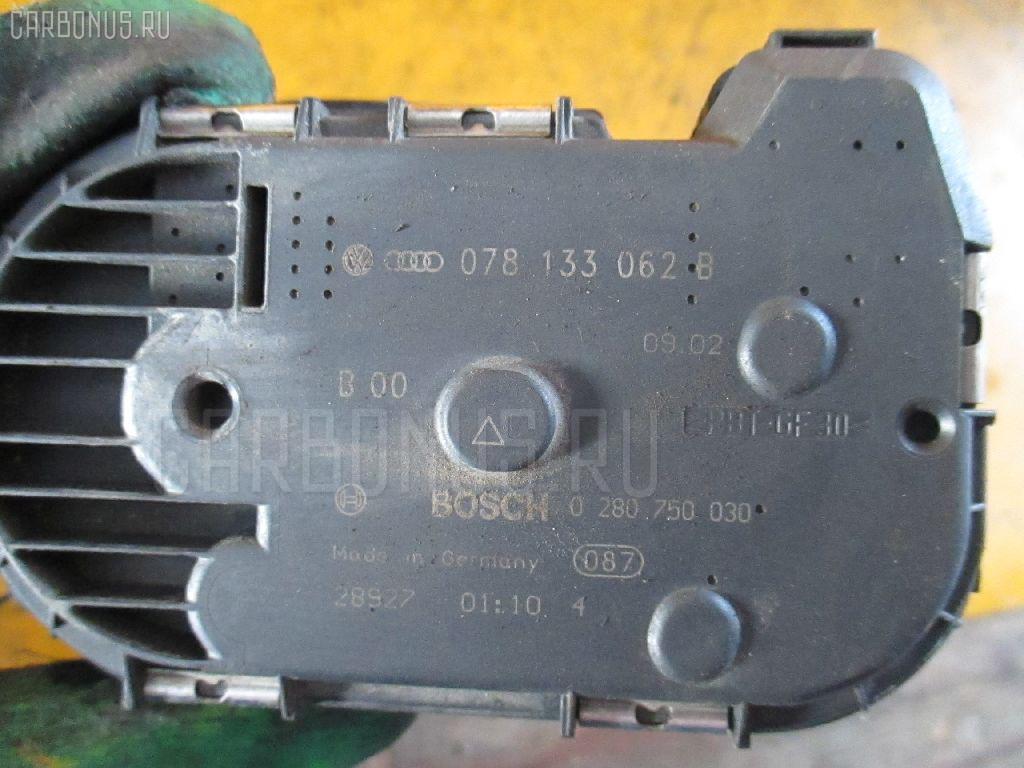 Дроссельная заслонка VOLKSWAGEN PASSAT VARIANT 3BAMXF AMX Фото 3