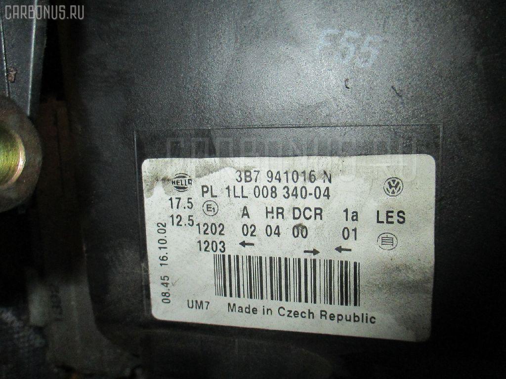 Фара Volkswagen Passat variant 3BAMXF Фото 1