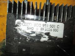Блок управления вентилятором Volkswagen Passat variant 3BAMXF AMX Фото 3