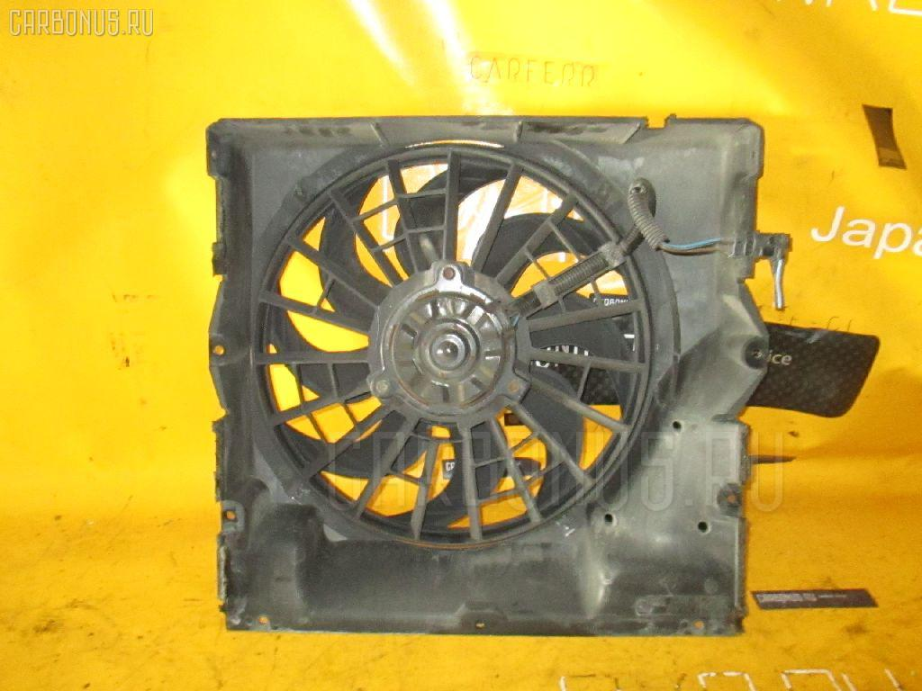 Вентилятор радиатора кондиционера BMW 3-SERIES E36-CB22 M50-206S2 Фото 2