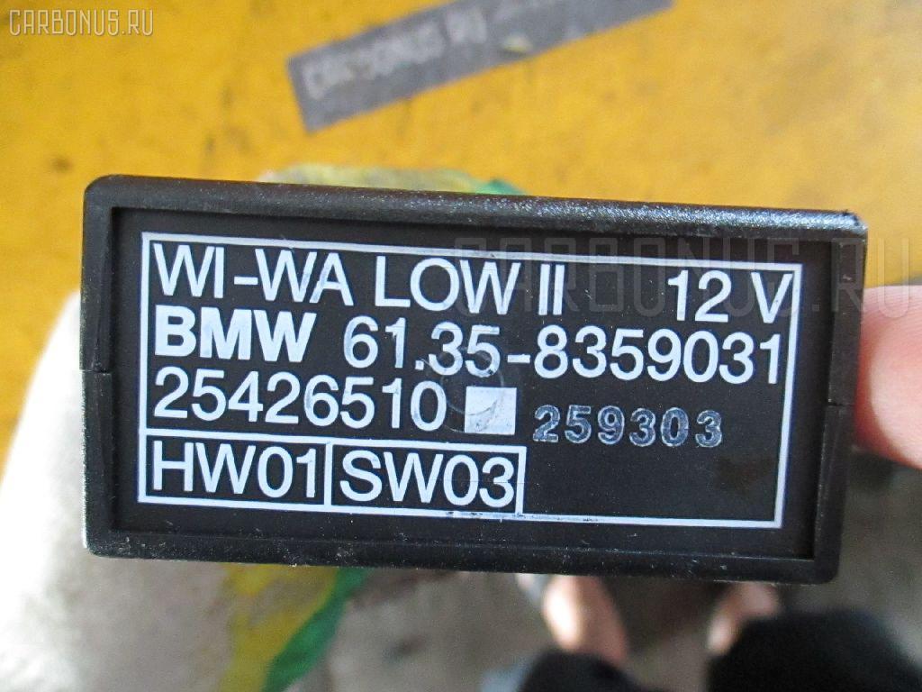 Реле стеклоочистителей BMW 3-SERIES E36-CB22 M50-206S2 Фото 1
