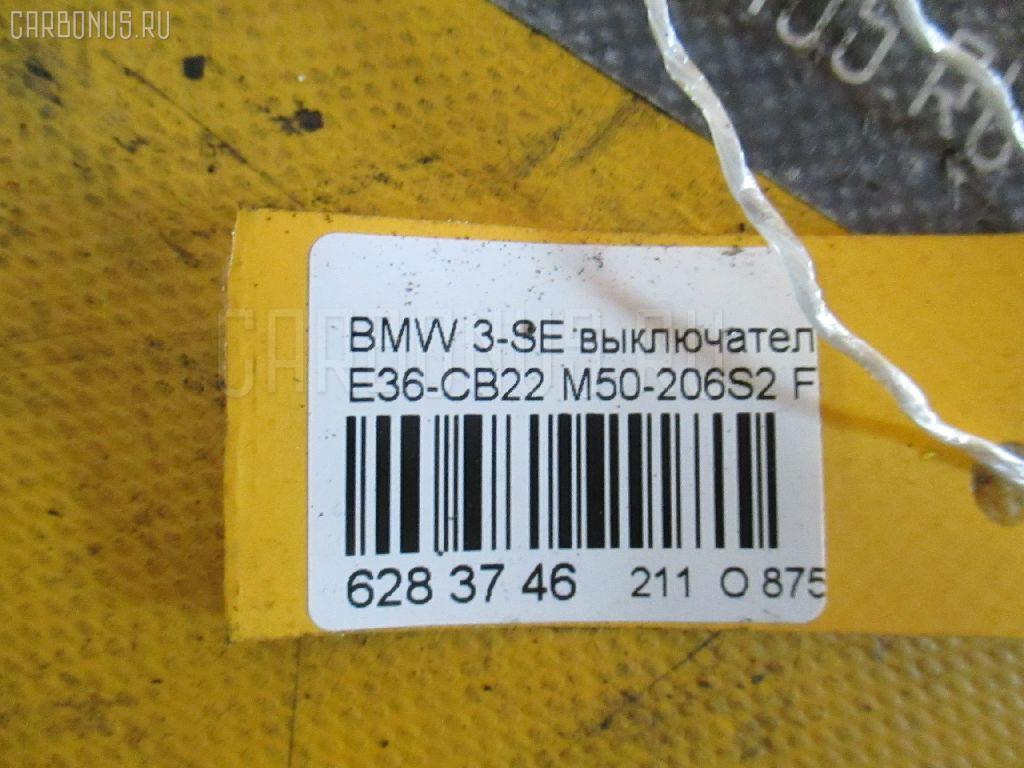 Выключатель концевой BMW 3-SERIES E36-CB22 M50-206S2 Фото 3