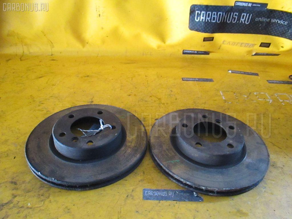 Тормозной диск BMW 3-SERIES E36-CB22 M50-206S2 Фото 1