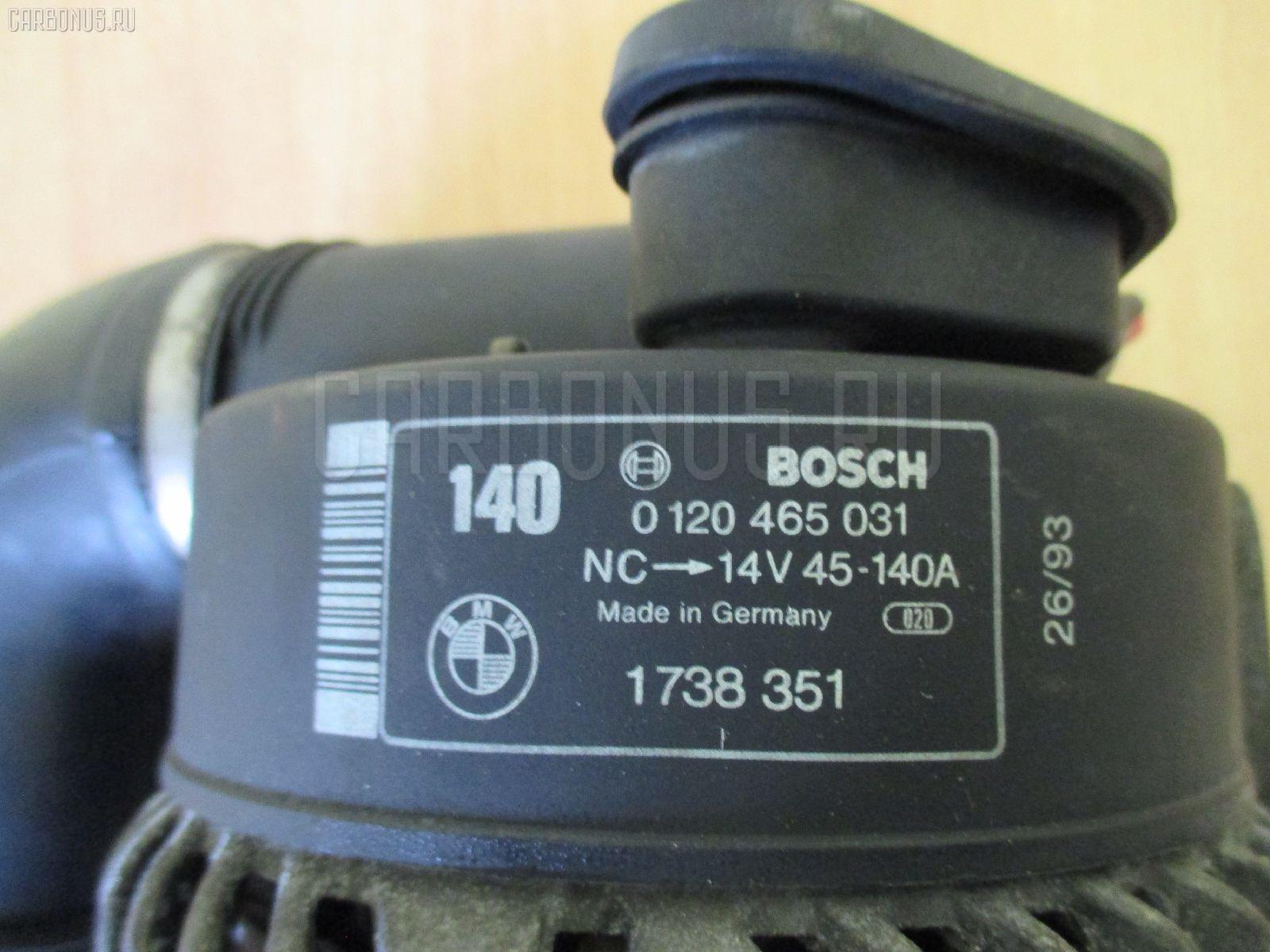 Генератор BMW 3-SERIES E36-CB22 M50-206S2 Фото 6