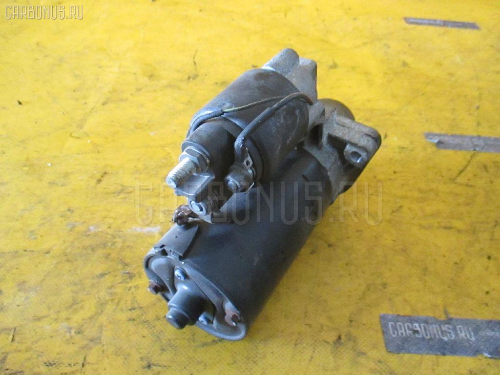 Стартер BMW 5-SERIES E39-DT42 M54-256S5 Фото 2