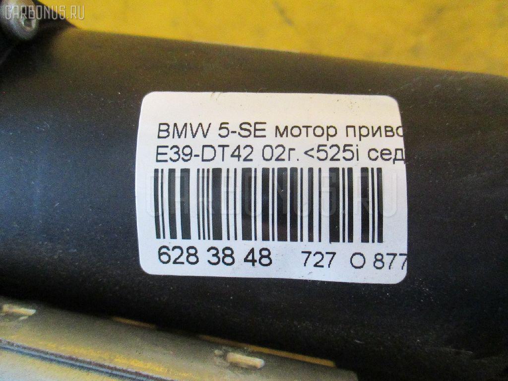Мотор привода дворников BMW 5-SERIES E39-DT42 Фото 4