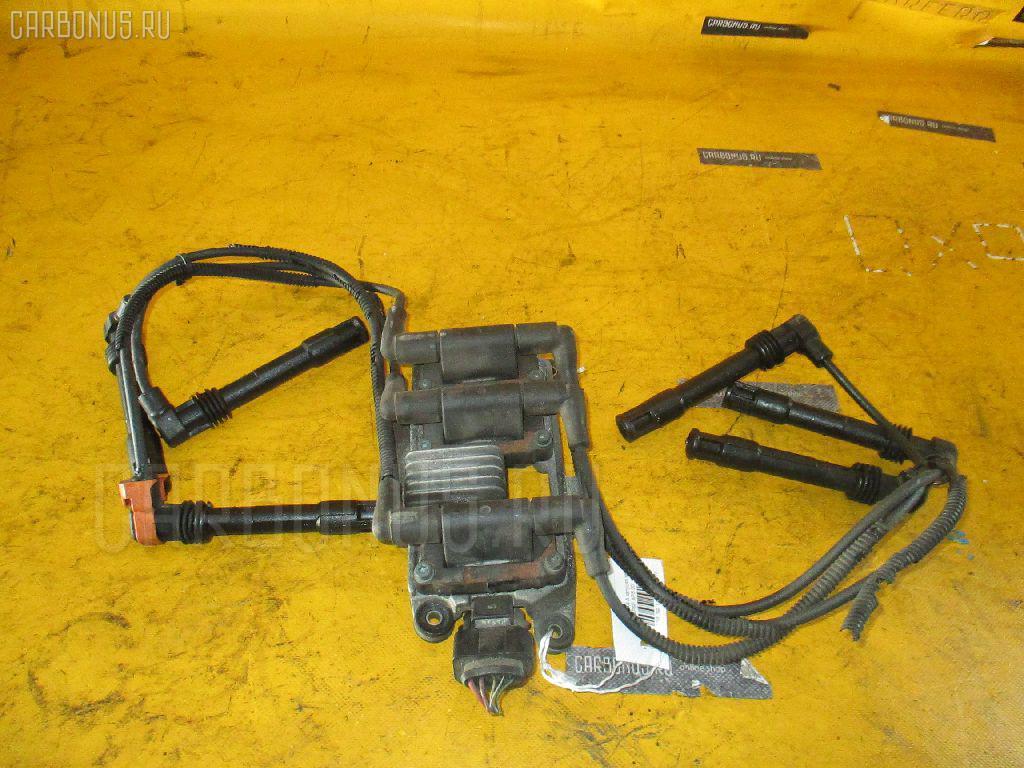 Катушка зажигания AUDI A4 AVANT 8DAPSF APS. Фото 1
