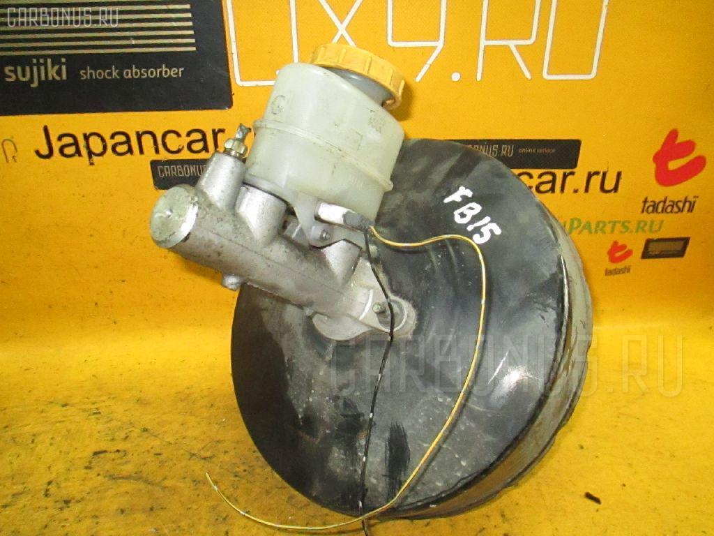 Главный тормозной цилиндр NISSAN SUNNY FB15 QG15DE Фото 3