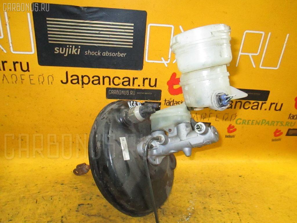 Главный тормозной цилиндр TOYOTA PASSO KGC10 1KR-FE Фото 2