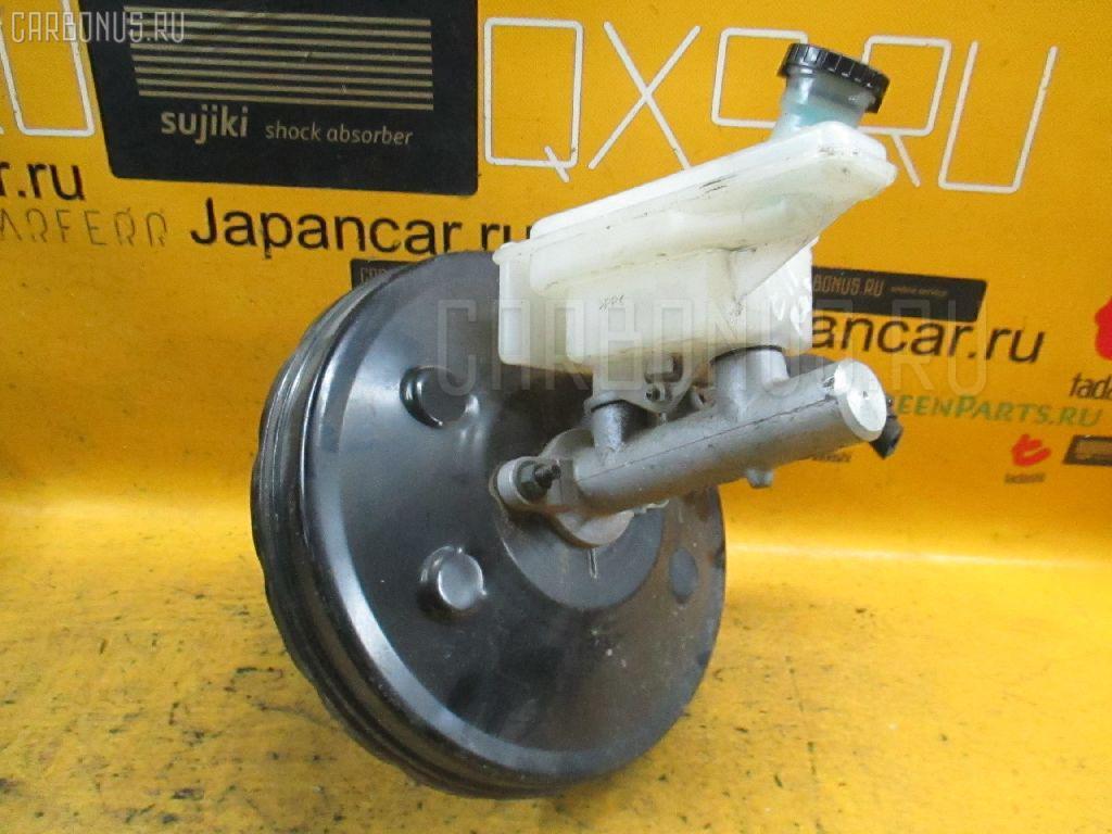 Главный тормозной цилиндр NISSAN NOTE E11 HR15DE. Фото 7