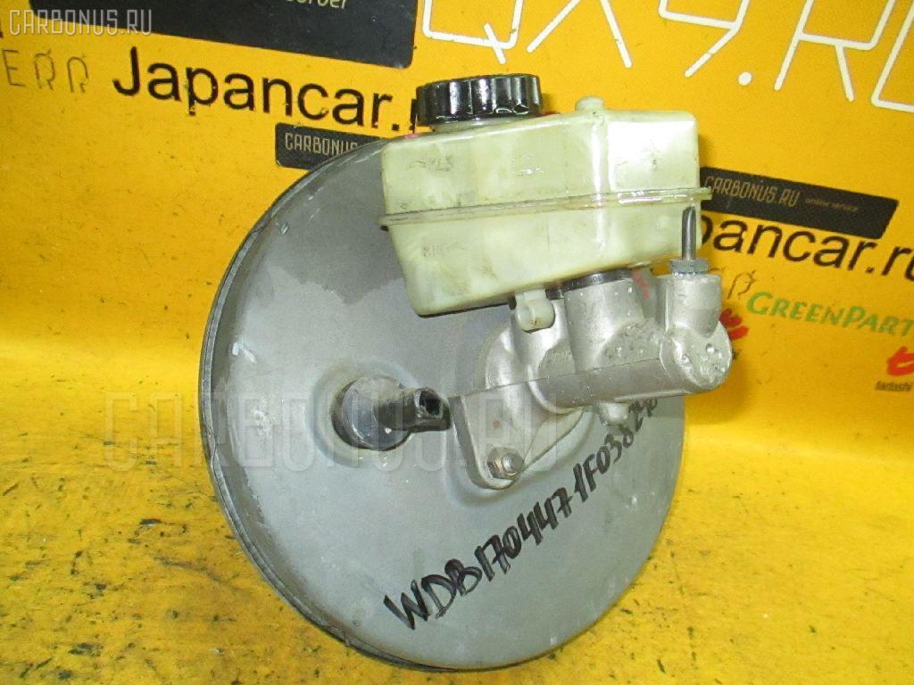 Главный тормозной цилиндр MERCEDES-BENZ SLK-CLASS R170.447 111.973 Фото 2