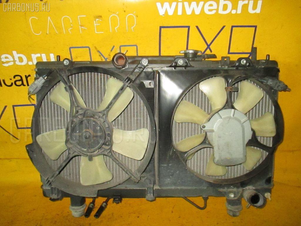 Радиатор ДВС TOYOTA CALDINA ST215G 3S-FE Фото 1
