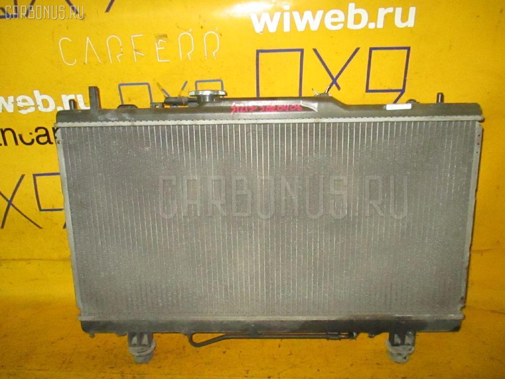 Радиатор ДВС TOYOTA CALDINA ST215G 3S-FE Фото 2