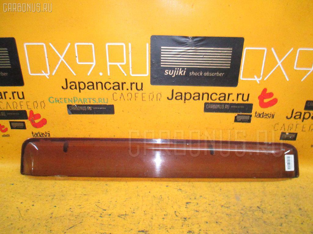 Ветровик Nissan Cube AZ10 Фото 1