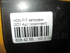 Ветровик Honda Fit GD1 Фото 7