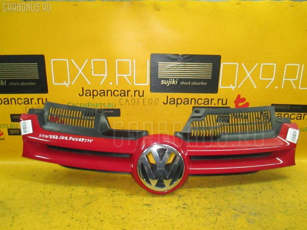 Решетка радиатора VOLKSWAGEN GOLF V 1KBLX. Фото 9