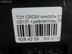 Консоль спидометра Toyota Crown GS131 Фото 3