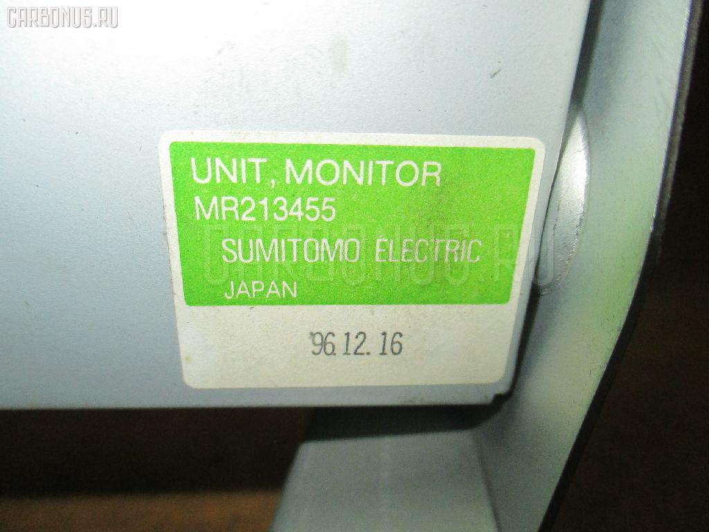 Блок управления климатконтроля MITSUBISHI GALANT EA1A 4G93 Фото 2