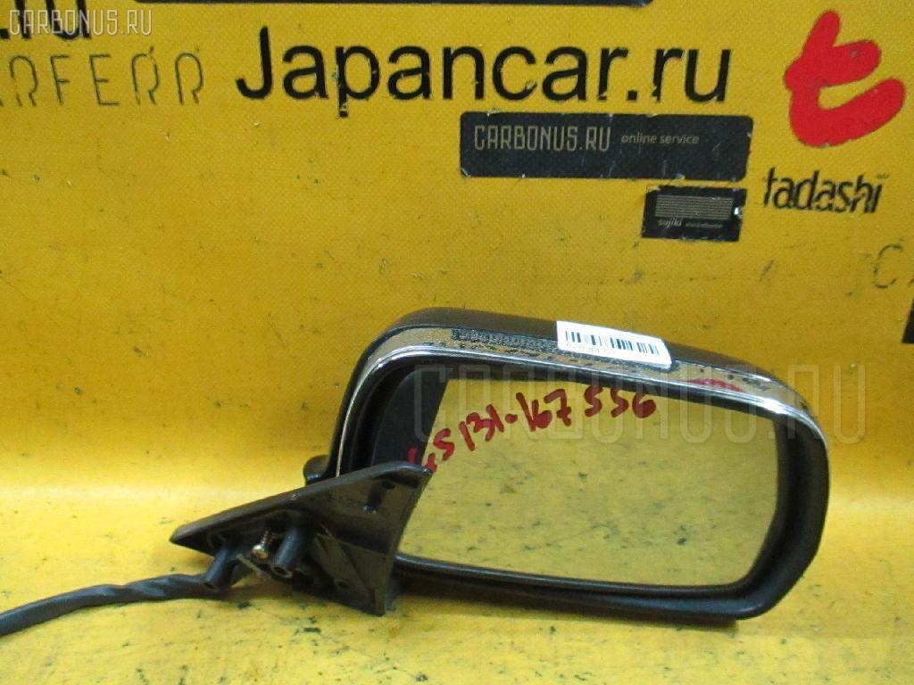 Зеркало двери боковой TOYOTA CROWN GS131. Фото 2