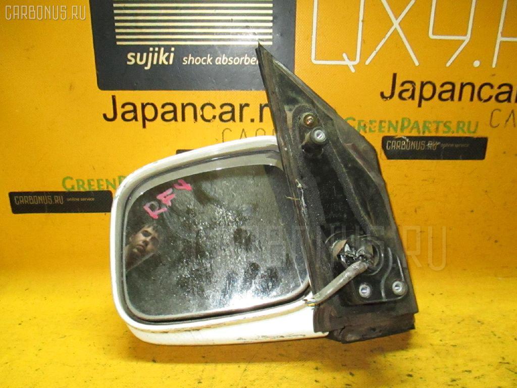 Зеркало двери боковой HONDA STEP WGN RF4. Фото 11
