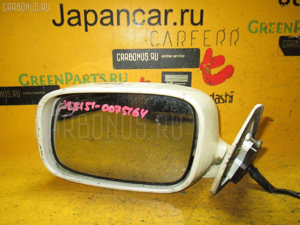 Зеркало двери боковой TOYOTA CROWN JZS151 Фото 3
