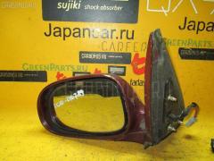 Зеркало двери боковой Nissan Bluebird sylphy FG10 Фото 2