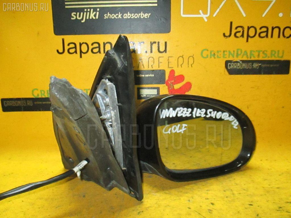 Зеркало двери боковой VOLKSWAGEN GOLF V 1KBLX Фото 1