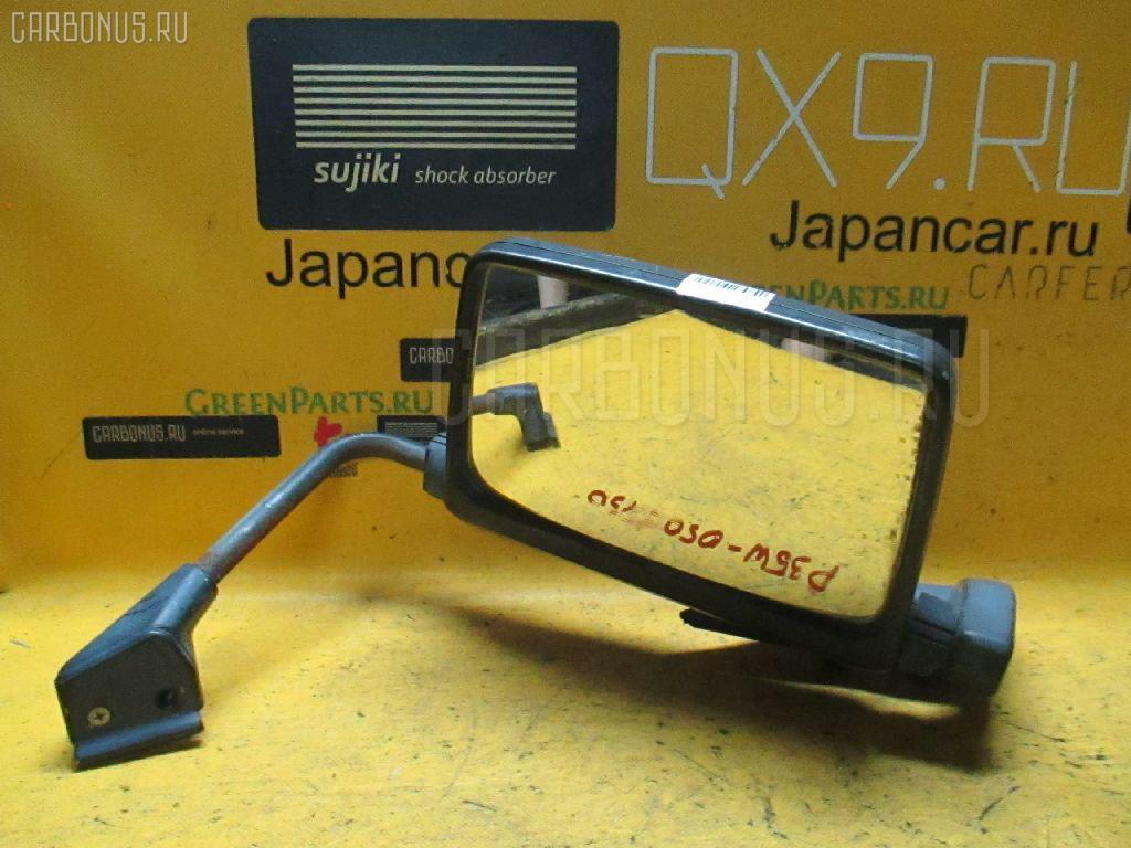 Зеркало двери боковой MITSUBISHI DELICA STAR WAGON P35W. Фото 1
