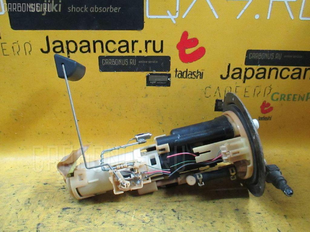 Бензонасос MITSUBISHI PAJERO IO H76W 4G93 Фото 1