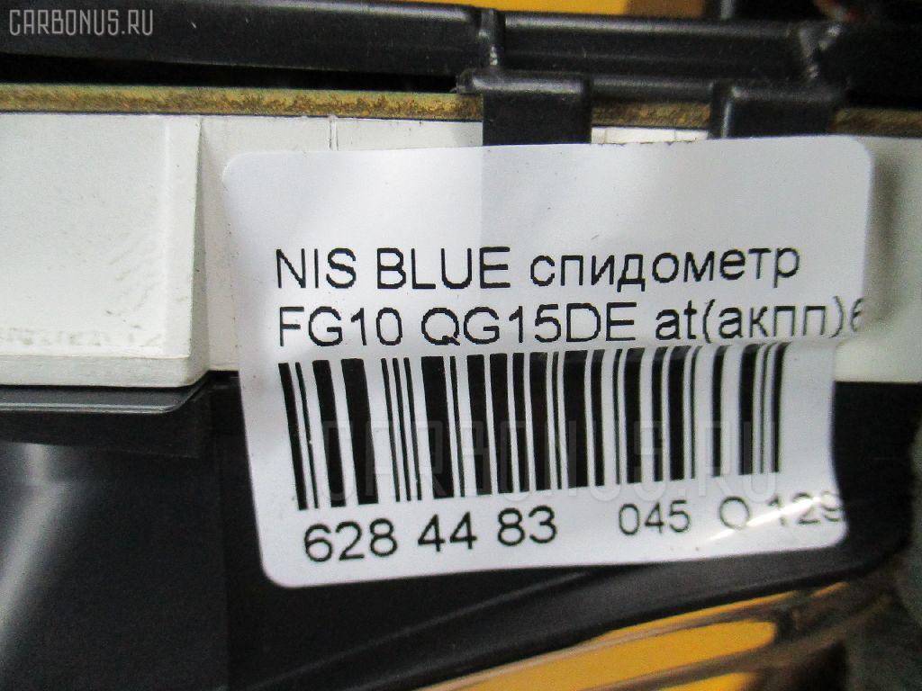 Спидометр NISSAN BLUEBIRD SYLPHY FG10 QG15DE Фото 3