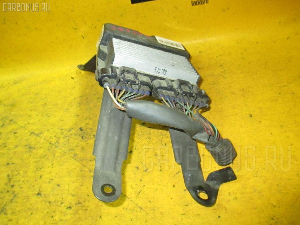 Блок управления инжекторами TOYOTA CROWN JZS175 2JZ-FSE. Фото 3