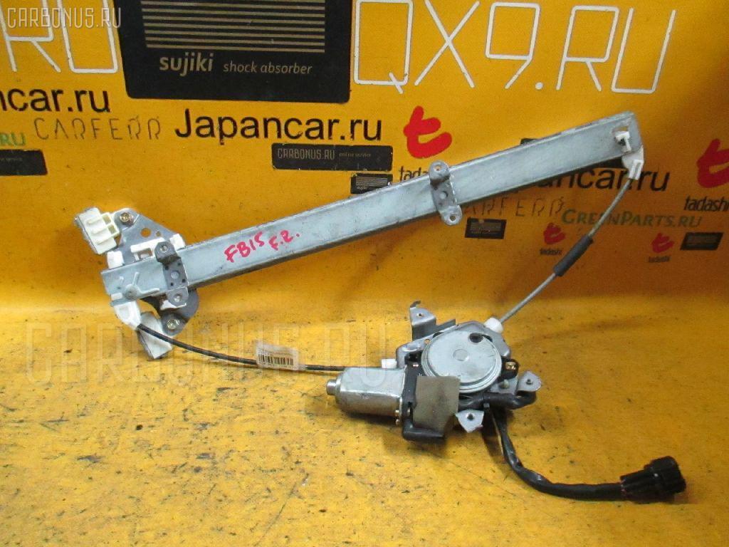 Стеклоподъемный механизм Nissan Sunny FB15 Фото 1