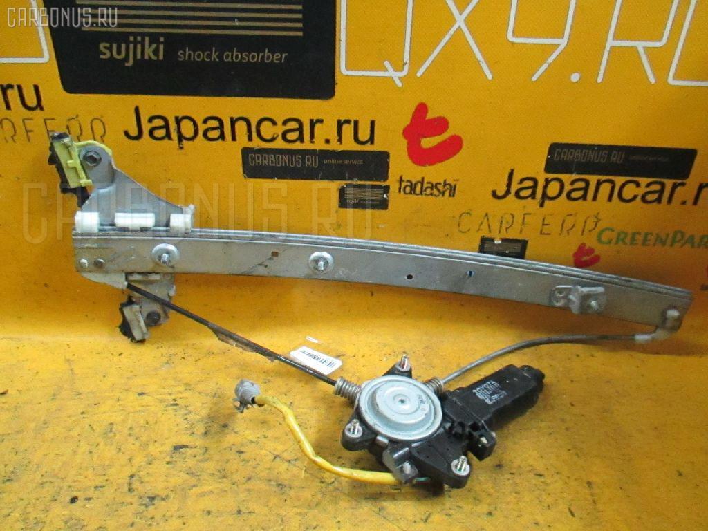 Стеклоподъемный механизм Toyota Carina AT192 Фото 1