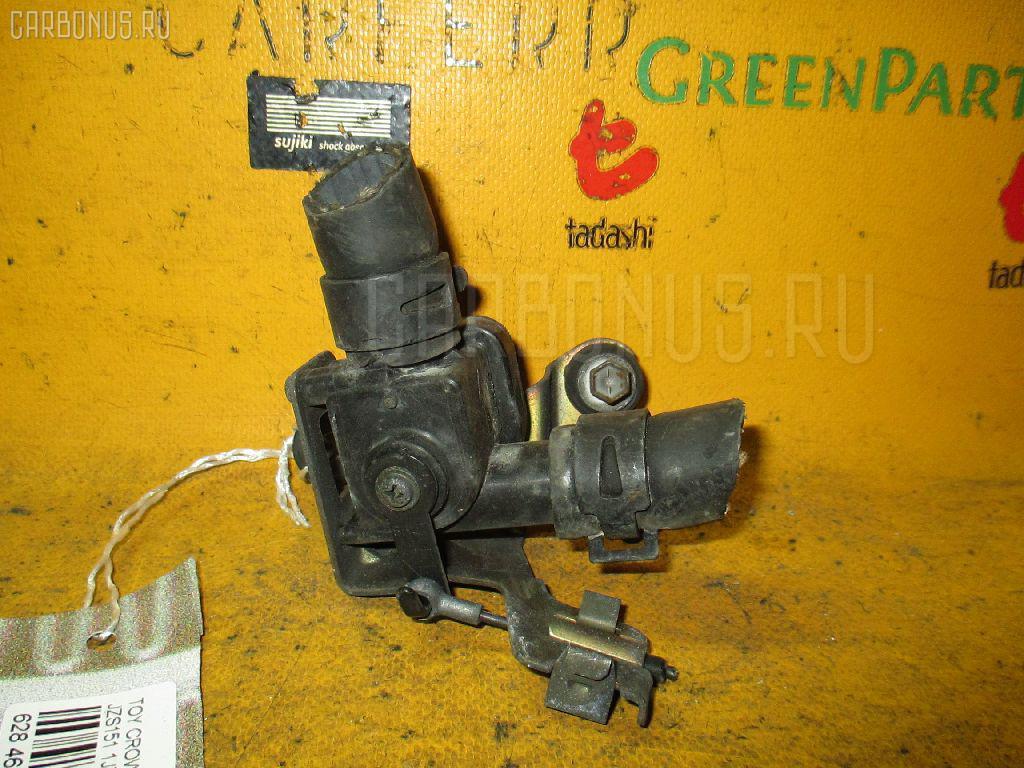 Клапан отопителя TOYOTA CROWN JZS151 1JZ-GE Фото 2
