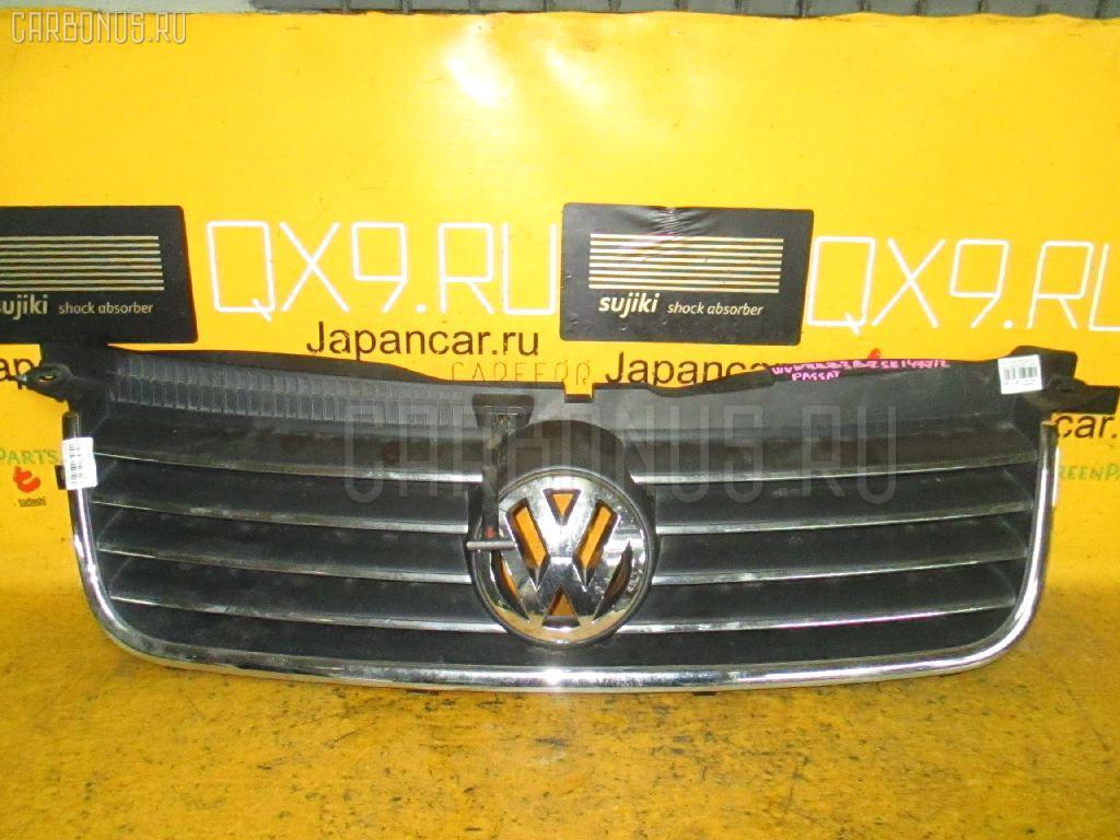 Решетка радиатора Volkswagen Passat variant 3BAZM Фото 1