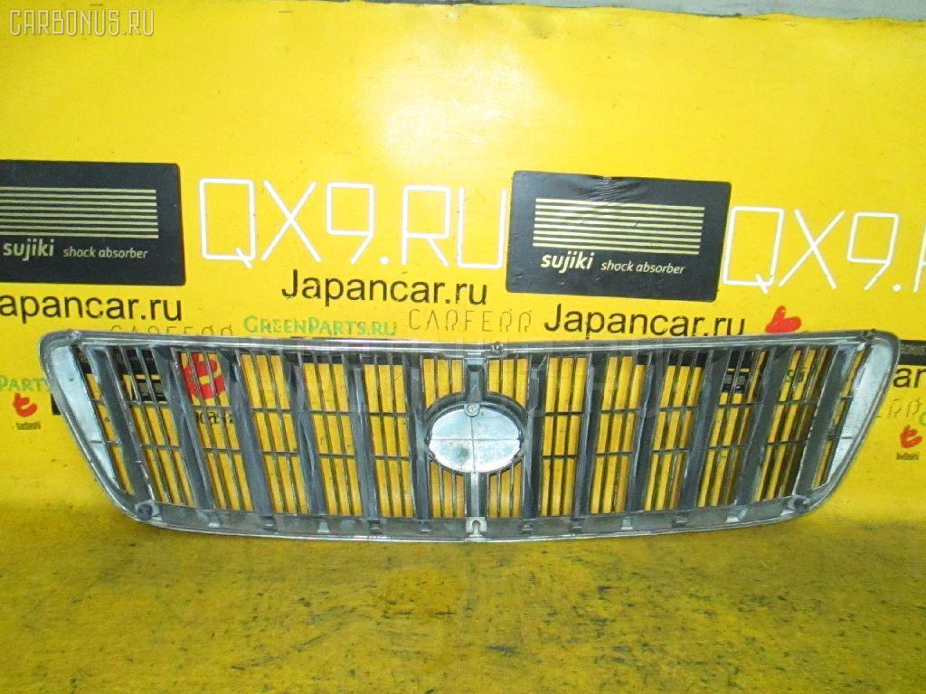 Решетка радиатора TOYOTA HARRIER SXU15W. Фото 2