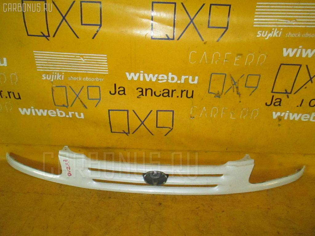 Планка передняя Toyota Raum EXZ10 Фото 1