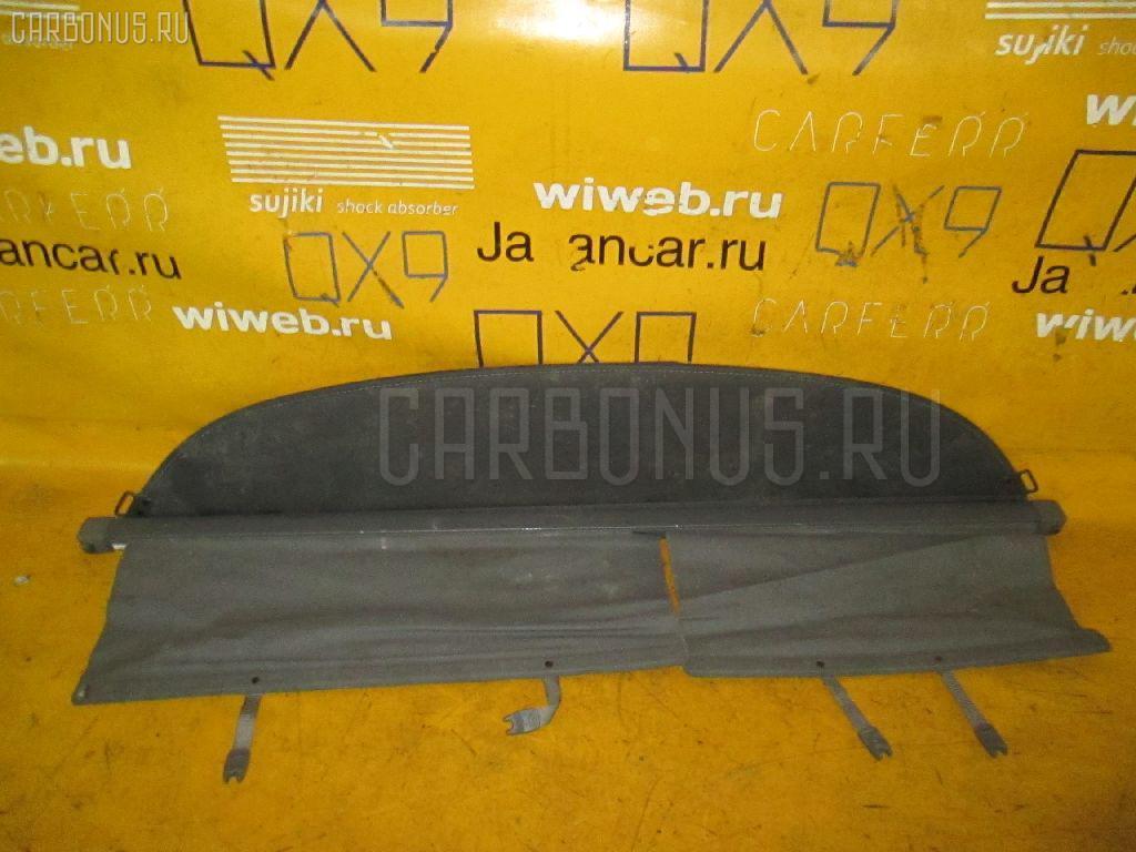 Шторка багажника TOYOTA HARRIER SXU15W Фото 1