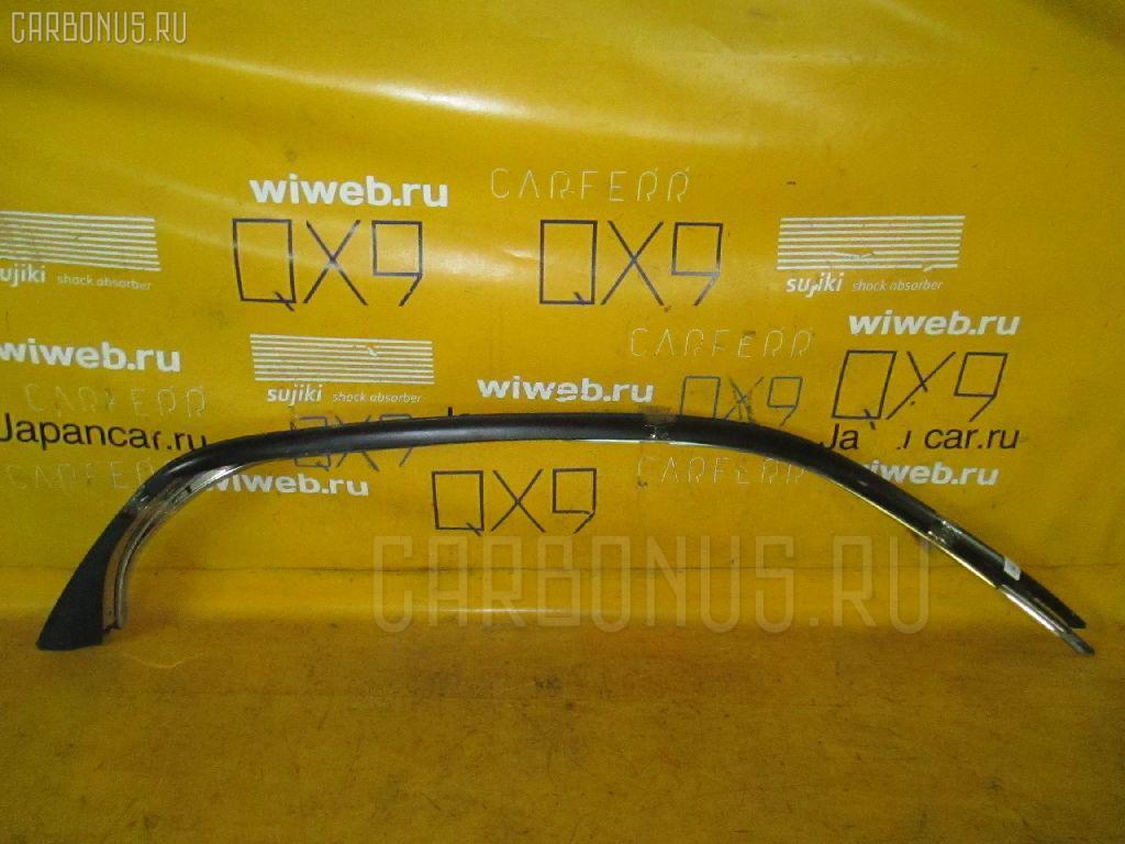 Ветровик Subaru Impreza GD2 Фото 1