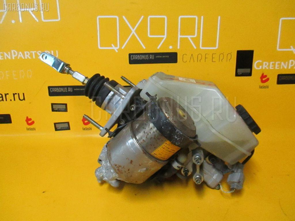 Главный тормозной цилиндр TOYOTA BREVIS JCG10 1JZ-FSE. Фото 9