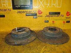 Тормозной диск BMW 3-SERIES E46-AT52 N42B18A Фото 1